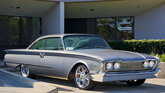 1960 Ford Starliner (Pat Durkin OC) Tags: 1960ford starliner hardtop coupe chipfoose