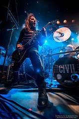 CIVIL_WAR_161016_JOSEFIN_LARSSON_ (35) (Josefin Larsson Photography) Tags: civil war rock sticky fingers music concert metal