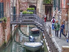 Venecia-14 Rincones de la ciudad (ferlomu) Tags: arquitectura canal ferlomu italia venecia