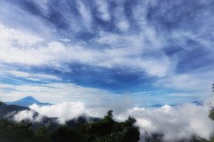 Above the clouds (Greg Tokyo) Tags: clouds japan sea fuji mount