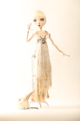 063 (fantoche art dolls) Tags: fantoche oana micu art dolls papusi objects theatrical costumes doll stand scenography magical nostalgia