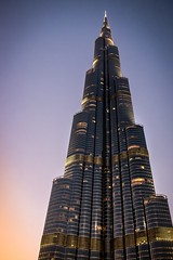 Burg Khalifa nights (Paul Griffiths Photos) Tags: ifttt 500px khalifa dubai uae burj night city architecture building sky sunset water cityscape tower