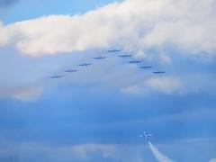 DSC_5625 (sauliusjulius) Tags: nato days ostrava 2016 czech air force september 17  18 leos janacek airport osr lkmt frecce tricolori 313 gruppo addestramento acrobatico aermacchi mb339