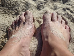 sandy tootsies (richie rocket) Tags: scillies seasearch scillyisles cornwall uk