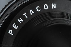 Pentacon 50mm f/1.8 (jamesallen9) Tags: pentacon pentacon50mmf18 lens vintage vintagelens angle aperture cam camera device focal focus glass lense optic optical photo photographic quality vision