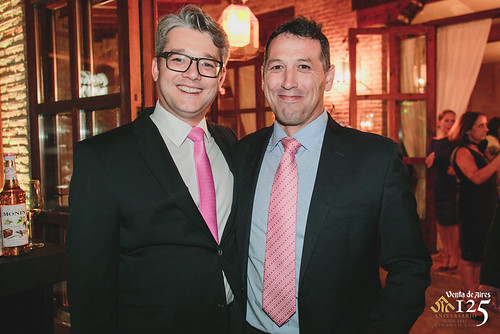 Olivier Poncet y Pepe Mesa