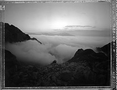 Good Morning Misty Days (Bastiank80) Tags: steps new roidweek morning misty mountain polaroid
