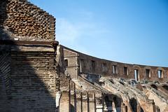 IMG_6746 (Eric.Burniche) Tags: colosseum flavianamphitheatre colosseo anfiteatroflavio roman rome roma romaitaly romeitaly italy italia ancient ancientrome travel ruins