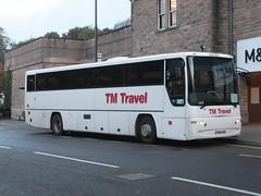 TM Travel 1203 Matlock (Guy Arab UF) Tags: tm travel 1203 yn09aos alexander dennis javelin sfd plaxton profile coach bus matlock derbyshire wellglade buses wellgladegroup