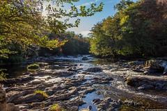 Rivière la Gartempe vallée de la Gartempe (jymandu) Tags: rivière gartempe vallée rochers eau torrent