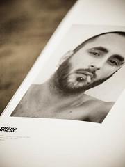 Kink #11 (himiguelandres) Tags: performance performingarts miguelandres performer man beard contemporaryartartconteporaryartmiguelandresperformanceperformer