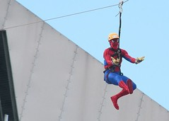 Temporary thrill experiences for Events. #Boost events with unparalleled marketing potential http://j.mp/2bAMkKI (Skywalker Adventure Builders) Tags: high ropes course zipline zipwire construction design klimpark klimbos hochseilgarten waldseilpark skywalker