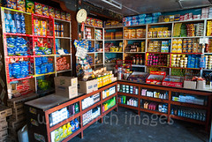 Paro Shops (whitworth images) Tags: products general building asia shelves paro himalaya crowded city wares bhutan town counter small village store traditional travel goods shop scales architecture himalayas buildings sell oldfashioned bhutanese parodzongkhag