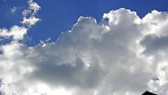 Drama in the Sky (soniaadammurray - OFF) Tags: nicewonderfultuesdayclouds martedidinuvole martesdenubes digitalphotography clouds sky drama blue white grey nature