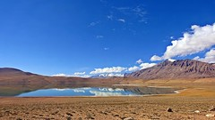 Tears of the mountains !! (Lopamudra !) Tags: lopamudra lopamudrabarman lopa kiagartso kiagar thadsangkaru lake landscape ladakh himalaya highaltitude himalayas highaltitudelake highland jk loch water waterscape tears mountain mountains sky clouds reflection beauty nature india peace picturesque tso