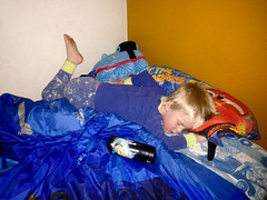 20160718_Shannon_phone_0047.jpg (Ryan and Shannon Gutenkunst) Tags: carssheetsandcomforter carsongutenkunst bed fuzzythomas pajamas sleeping waterbottle tucson az usa