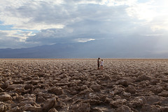(wang_xiao) Tags: deathvalley couple wildness hot sky