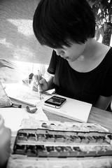 DSC01730 (dzintarix) Tags: shanghai drawing sketching lujiazui jinmao