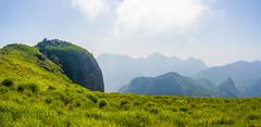 DSC_6036_PAN (sergeysemendyaev) Tags: 2016 rio riodejaneiro brazil pedradagavea    hiking adventure best    travel nature   landscape scenery rock mountain    high   summit green