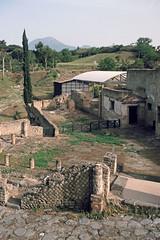Die Ausgrabungen vom Pompeji - Porta di Nocera (astroaxel) Tags: italien kampanien ausgrabungen pompeji ruine porta nocera