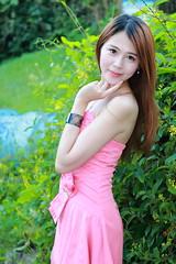 IMG_0643d (mingyan6688) Tags:   pretty girl woman outdoor   irene lin     lrene portrait   sunlight