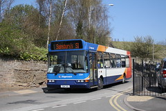 33214 on Sainsbury's Service (Moving Britain) Tags: mansfield 33214 stagecoacheastmidland t514svl