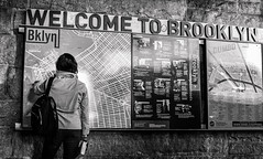 Welcome to Brooklyn (@BrunodeOliveiraPhotography) Tags: park street new york bridge brazil usa ny building st brasil brooklyn canon john underground subway square de photography 50mm cathedral state uv central broadway 85mm ground divine empire times grip avenue 5th zero bruno 1740mm flatiron campos horizonte hoya belo t3i 6d oliveira