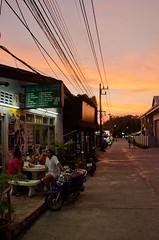 Khao Lak - Sunset (lucien_muller) Tags: sunset sunrise thailand nikon dusk thai crpuscule d7000 nikond7000