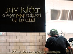Jay Kitchen NYC (Bitter-Sweet-) Tags: nyc food dinner vegan gourmet popup savory finedining tastingmenu jayastafa