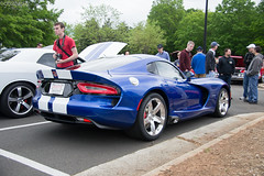 2013 SRT Viper GTS (CLtotheTL32) Tags: leather sport emblem muscle interior rear inside dashboard manual rearview navigation v10 taillights exhaust musclecar srt 6speed vipergts rearbumper americanmuscle 2013 launchedition 84l srtviper