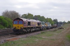 66003 worting 05/05/2013 (Offroadanonymous) Tags: 66003 worting