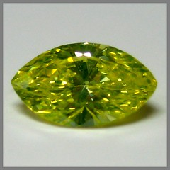 Natural Fancy greenish Yellow Diamond, GIA marquise, N13-39/4, 0.32 ct () Tags: diamond gia brilliant marquise naturalcolor yellowdiamond fancycolordiamond naturaldiamond naturalfancycolordiamond