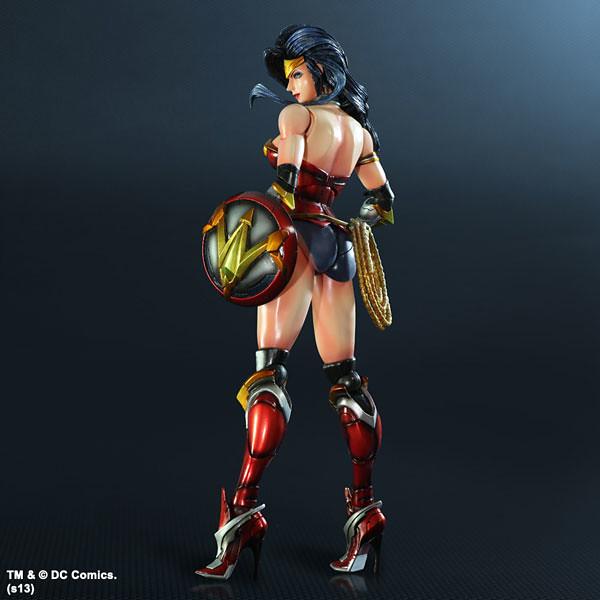 Play Arts改 漫畫變體版 神力女超人