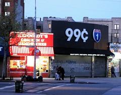 US1 99 (neppanen) Tags: usa newyork america store bronx cent 99 storefront 99cent discounterintelligence sampen