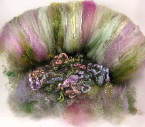 Waterlily Wild Card Bling Batt