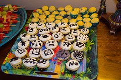 015 (Fearless Zombie) Tags: friends party fun spring funny tea april teaparty decorated minimuffins minicupcakes improperteaparty