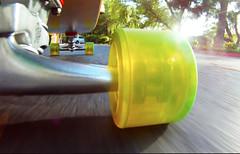 Skateboard (Laurent_Imagery) Tags: camera wheel sport speed truck action board extreme skate skateboard gopro