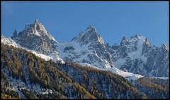 Les Aiguilles (wilphid) Tags: montagne automne hautesavoie prazdechamonix