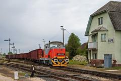 Fra le ali (Antonio Martinetti) Tags: ppa mav merci ferrovie ferrocarriles freighttrain freight gyor vasut vonat vlak zug