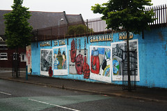 IMG_2423 (The diary of Blue Shoes!) Tags: belfast northernireland north ireland capital city uk gb architecture thetroubles graffiti grafitti streetart art buildings themac culture travel summer divistower colours civilwar walls murals peacewalls memorial walk curches cathedrals worls earth history queenvictoria cityhall fallsroad