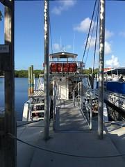 Boat Dock (MyFWCmedia) Tags: boat fwc myfwc myfwccom wildlife florida floridafishandwildlife conservation johnpennekamp keylargo flkeys floridakeys floridastateparks johnpennekampcoralreefstatepark park pennekamp lovefl
