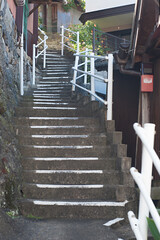Stairs at downtown of Naasaki (White_Dragon_09) Tags: bauschlomb baltar 7523