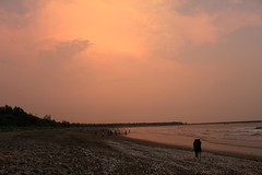 IMG_7877 (Pia Cheng) Tags: sea tainan beach  travel awesome sky taiwan   nature relax trip view
