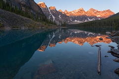 Pointing to the Peaks (Ken Krach Photography) Tags: lakemoraine