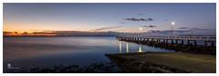Jetty dawn (pbaddz) Tags: australia wellingtonpoint jetty dawn queensland