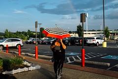 Untitled (Dominic Bugatto) Tags: beckley westvirginia usa roadtrip streetphotography fujifilmx100s rainbow candid 2016