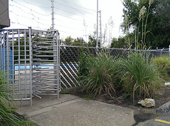 September 6, 2014 - Photo 26 (Cell Phone) (h20series) Tags: columbus columbusohio cellphone olympic olympicswimclub closed gone swimmingpools entrances clintonville