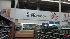 Black Dcor 2.0 Pharmacy (Retail Retell) Tags: hernando ms walmart desoto county retail project impact supercenter store 5419 interior remodel black dcor 20 icons