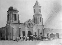 Church [and Hotel] of San Augustine, Tucson, Pima County, AZ (lasertrimman) Tags: church san augustine tucson pima county az churchofsanaugustine tucsonpimacountyaz hotel hotelsanaugustine
