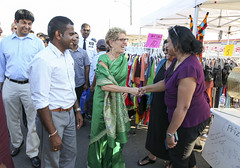 IMG_2782  Premier Kathleen Wynne attended the opening night of Tamilfest 2016. (Ontario Liberal Caucus) Tags: hunter thiru mcmahon maccharles jaczek tamil tamilfest toronto scarborough ethnic festival